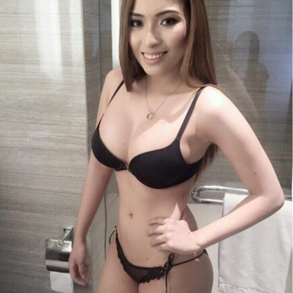 Pinay in Sexy Lingerie