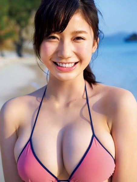 Sexy Smiling Girl